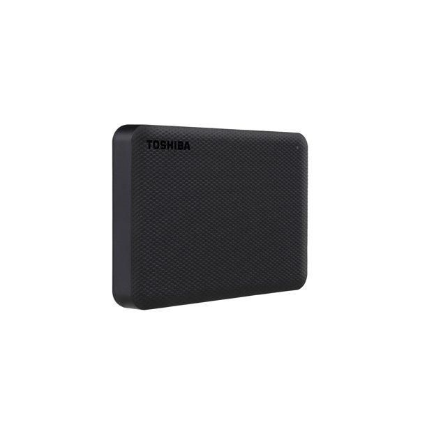 Toshiba Canvio Advance Portable Hard Drive 4TB Black - Walmart.com - Walmart.com