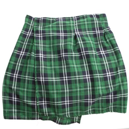 St. Patrick's Day Plaid Kilt - St Patrick's Day Costume Ideas