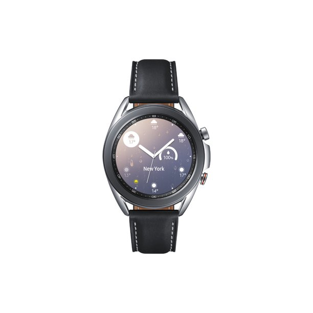SAMSUNG Galaxy Watch 3 41mm Mystic Silver LTE - SM-R855UZSAXAR