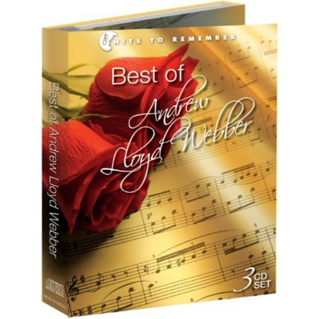 Best of Andrew Lloyd Webber By Various Artists Artist Format Audio