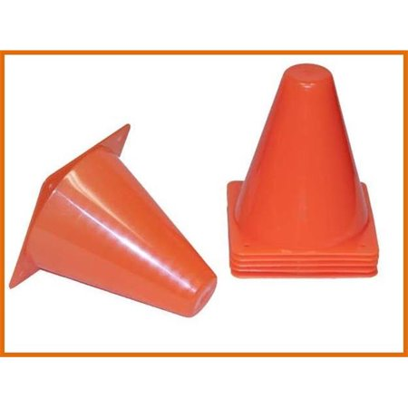 Everrich Evb 0136 20 In  Height Medium Cone  44  Set Of 4
