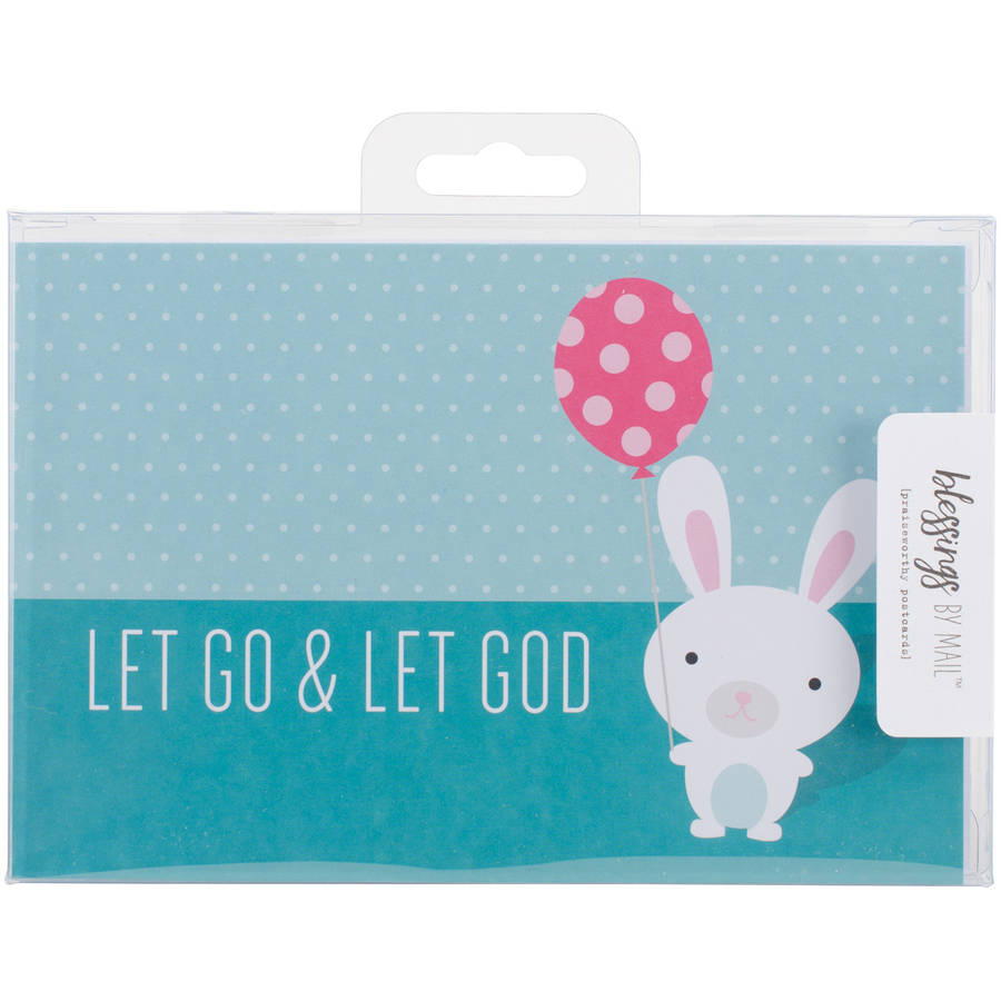 Illustrated Faith Basics Blessings By Mail Postcards