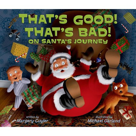 That's Good! That's Bad! on Santa's - Journey Santa