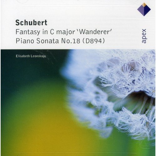 Schubert: Wanderer Fantasy / Pno Sonata No 18