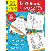 Go Fun! Big Book of Puzzles