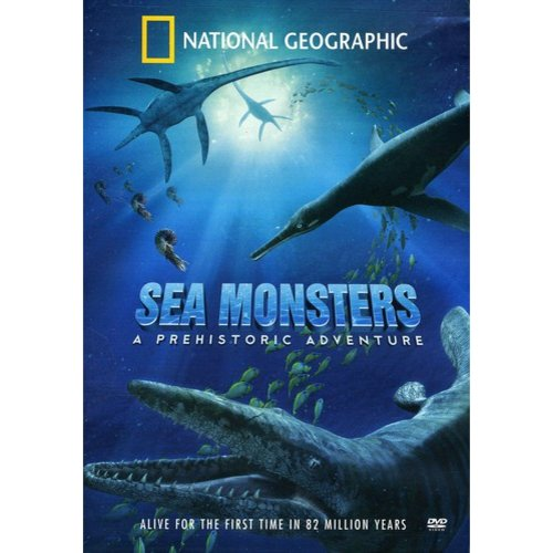 National Geographic: Sea Monsters (Widescreen)