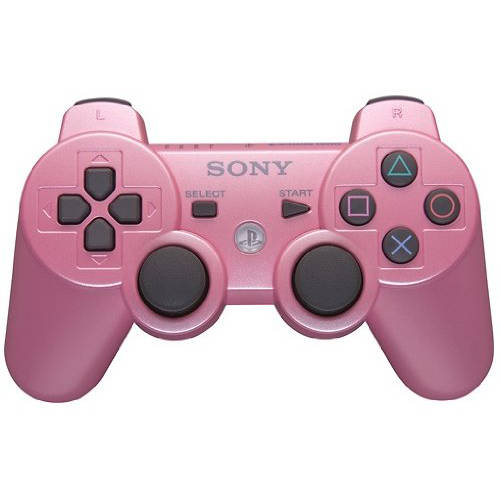 Sony Dual Shock 3 - Candy Pink (PS3)