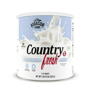 Augason Farms Country Fresh 100% Real Instant Nonfat Dry Milk 1 lb 13 oz No. 10 Can