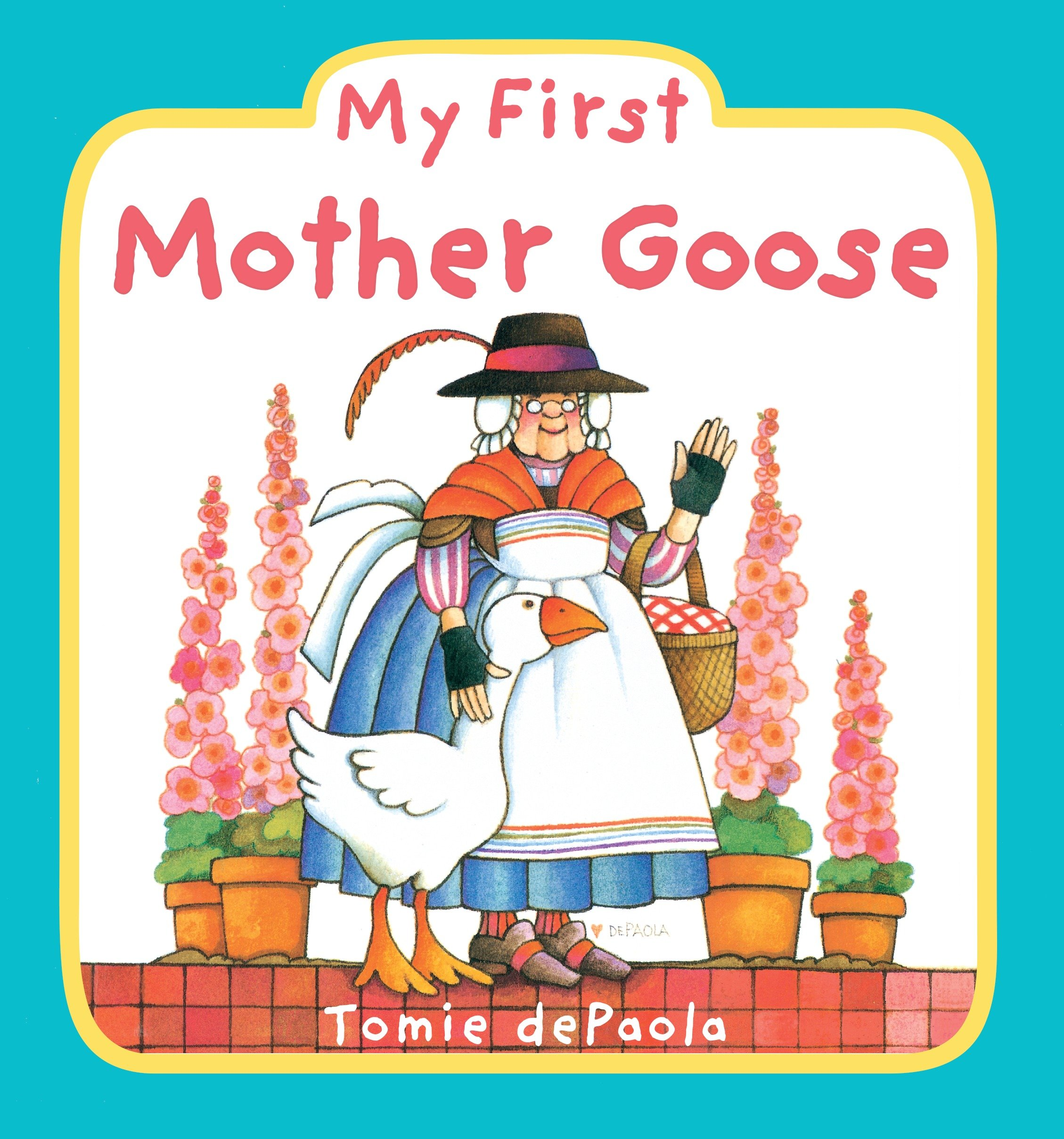 My 1st Mother Goose (Board Book)
