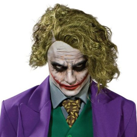 Batman Dark Knight - The Joker Adult Wig](Dark Wig)