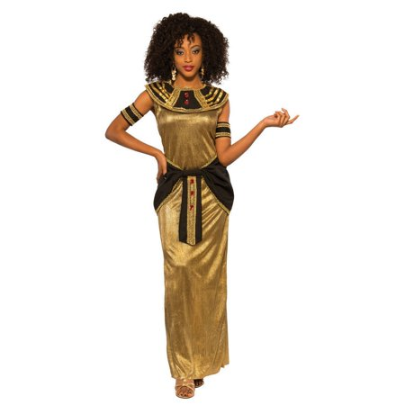 Halloween Pyramid Princess Adult Costume - Princesses Costumes For Adults
