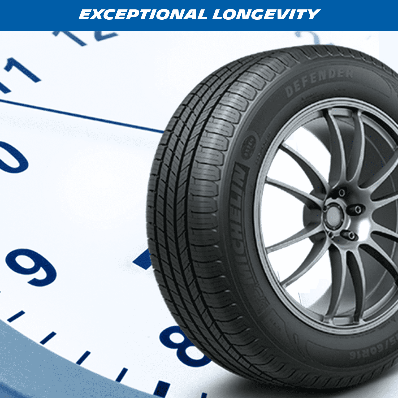 265//65R17 112T Michelin Defender LTX All-Season Radial Tire