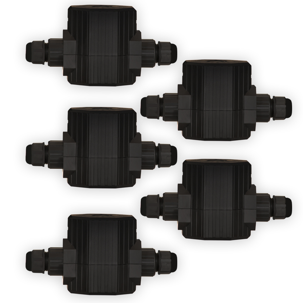 Theater Solutions 70V Indoor or Outdoor 70 Volt External Speaker Transformers 5 Piece Pack
