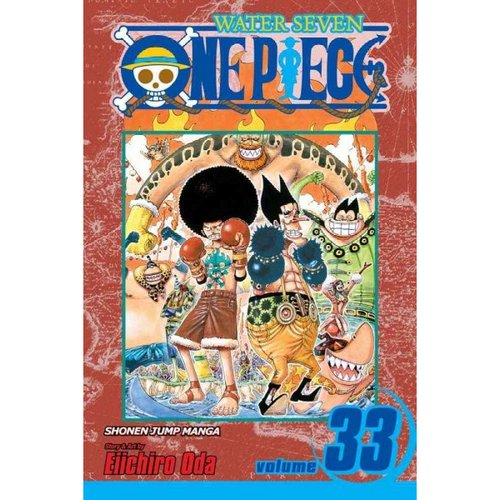 One Piece 33: Davy Back Fight