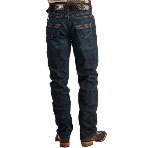 bd7e8f70 Cinch - cinch men's silver label slim fit jean, dark stone wash, 36w ...