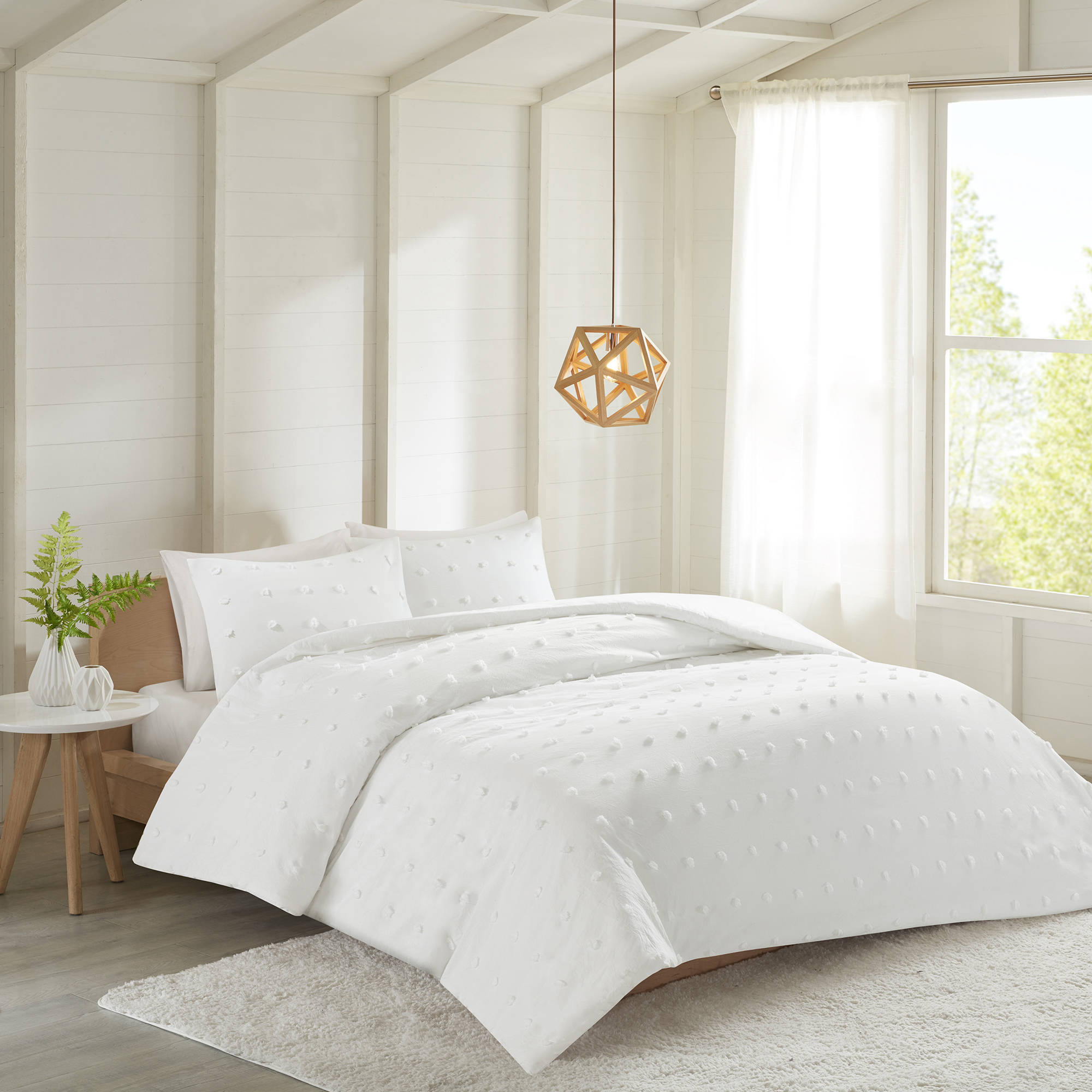 Better Homes And Gardens Woven Dot 3 Piece Comforter Set by Better Homes & Gardens