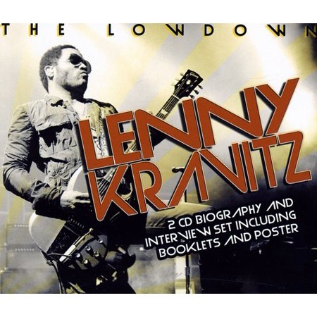 Lenny Kravitz   Lowdown  Cd