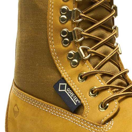 """Men's Wolverine Gold Insulated Gore-Tex Waterproof 8"""" Boot W01214"""" by Wolverine"""
