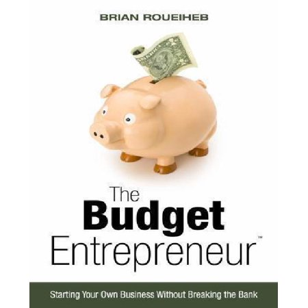 The Budget Entrepreneur  Starting Your Own Business Without Breaking The Bank