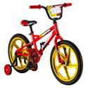 "Schwinn Mototrax 18"" Boy's Sidewalk Bike"