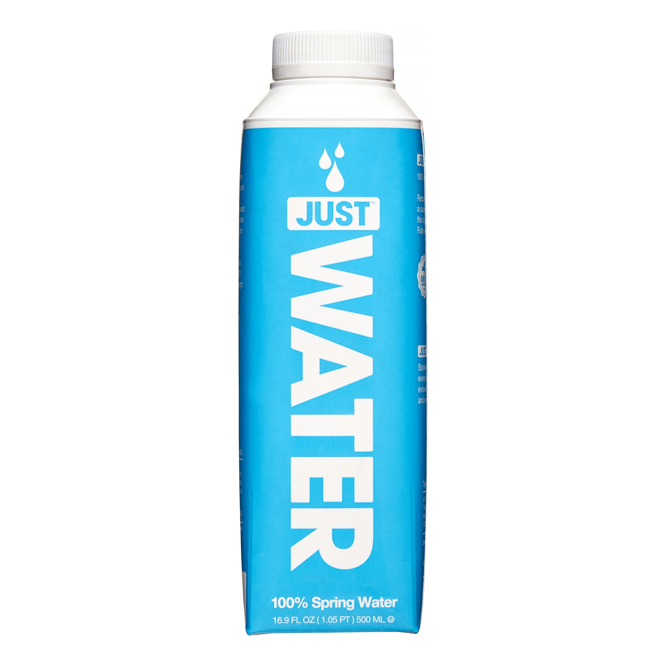 Just Spring Water, 16.9 Fl Oz by Just 100%