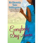 Everybody Say Amen - eBook