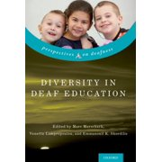 Diversity in Deaf Education - eBook