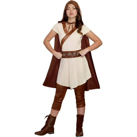 Desert Rebel Teen Girls' Halloween Costume, Large - Teen Girl Nerd Costume
