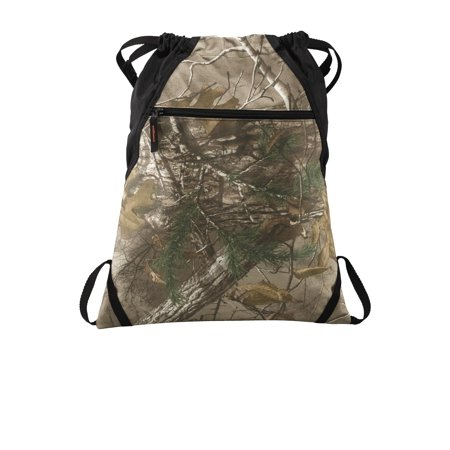 Port Authority Outdoor Cinch Pack, Style (Authority Style)