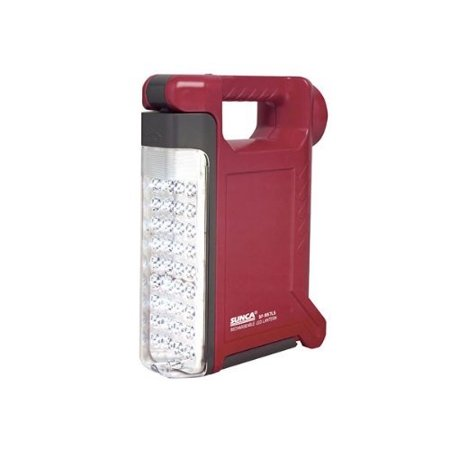 Rechargeable Lantern Super Bright 36 LED Light Portable Multi-function Emergency Light Torch Cum Multi-angel Table Lamp 110/220 Volt Worldwide Use