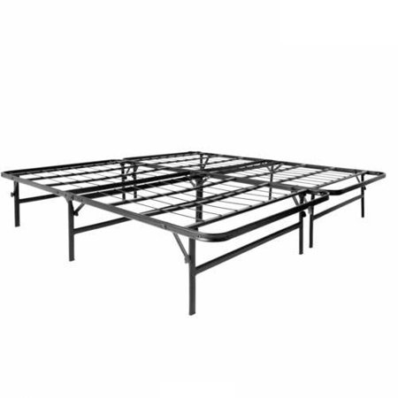 structures folding bed base and platform bed frame. Black Bedroom Furniture Sets. Home Design Ideas