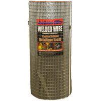 Jackson Wire 10046714 Galvanized Welded Wire Fence, 14 Gauge, 18 X 100' by Jackson Wire