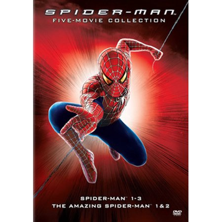 Spider-Man: 5-Movie Collection (DVD) ()