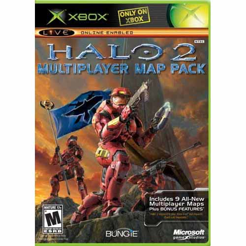 Halo 2 Multiplayer Map Pack Xbox