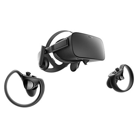 Oculus Rift Touch Virtual Reality System - (Fc Virtual)
