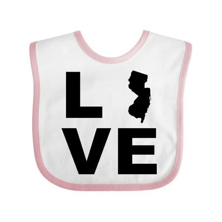 Love New Jersey Baby Bib ()