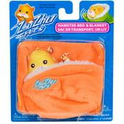 Zhu Zhu Pets Hamster Bed, Orange