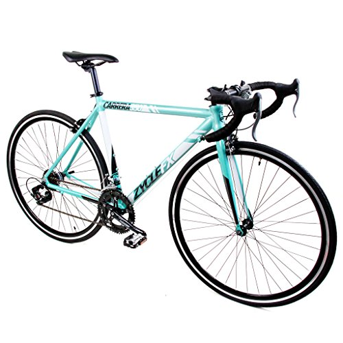 Zycle Fix Carrera 350 Road Celestial Frame Size (48)