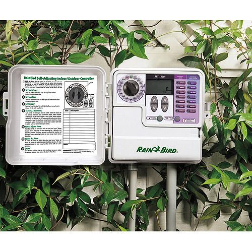 Rain Bird 12 Zone Simple Set Indoor/Outdoor Sprinkler Timer