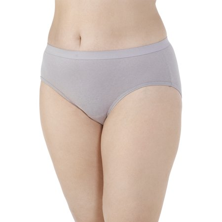 Fit For Me By Fruit Of The Loom Womens Hipster  5 Pack Plus Size Panties