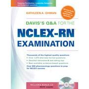 Davis's Q&A Review for the NCLEX-RN Examination