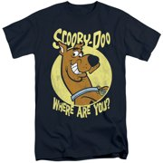 Scooby Doo - Where Are You - Tall Fit Short Sleeve Shirt - XX-Large