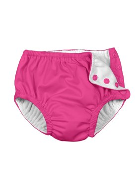 i play. Baby Toddler Boy or Girl Unisex Snap Reusable Absorbent Swim Diaper
