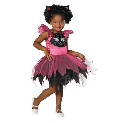 IN-13596185 Kitty Cat Girls Halloween Costume GIRLS 8-10 By Fun Express - Halloween Express Jobs