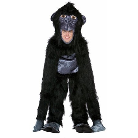 Adult Gorilla Suit Costume - Spongebob Gorilla Suit