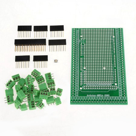 1 set MEGA-2560 R31 Prototype Screw Terminal Block Shield Board Kit , Breakout Board, Breakout Board Module (Prototype Set)