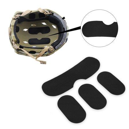Ejoyous 13Pcs/Lot Airsoft Paintball Fast Helmet DIY Protective Cushion EPP Sponge Pad Set, Helmet Protective Cushion,Helmet