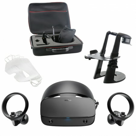 Oculus Rift S PC-Powered VR Gaming Headset with Accessories