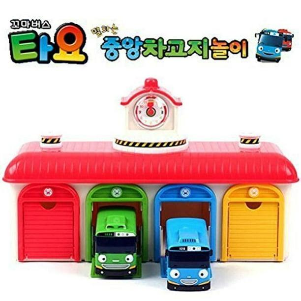 Tayo Little Bus Emergency Rescue Center Main Headquarter Play Set Kids/_SU