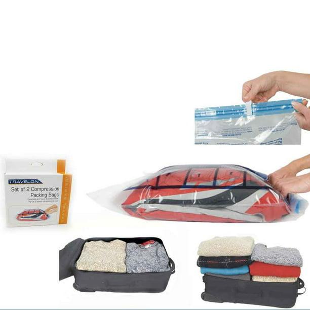 E Saving Travel Compression Bags